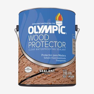 Wood Protector Waterproofing Sealant Clear